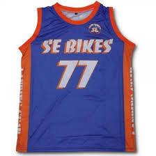 SE NYC Ripper Basketball Jersey