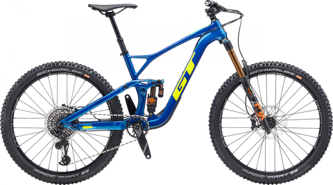 2020 GT Force Carbon Pro-Blue