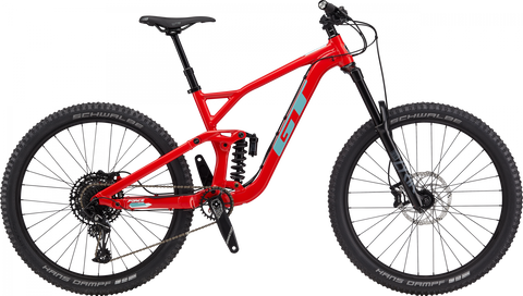 2020 GT Force Elite-Red