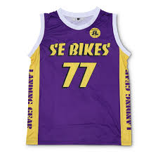SE LA Ripper Basketball Jersey
