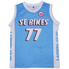 SE Miami Ripper Basketball Jersey