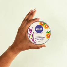 Load image into Gallery viewer, Lavender and Orange Body Butter