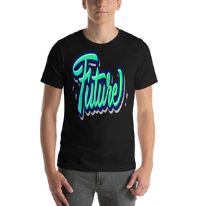 Future Short Sleeve Unisex T Shirt