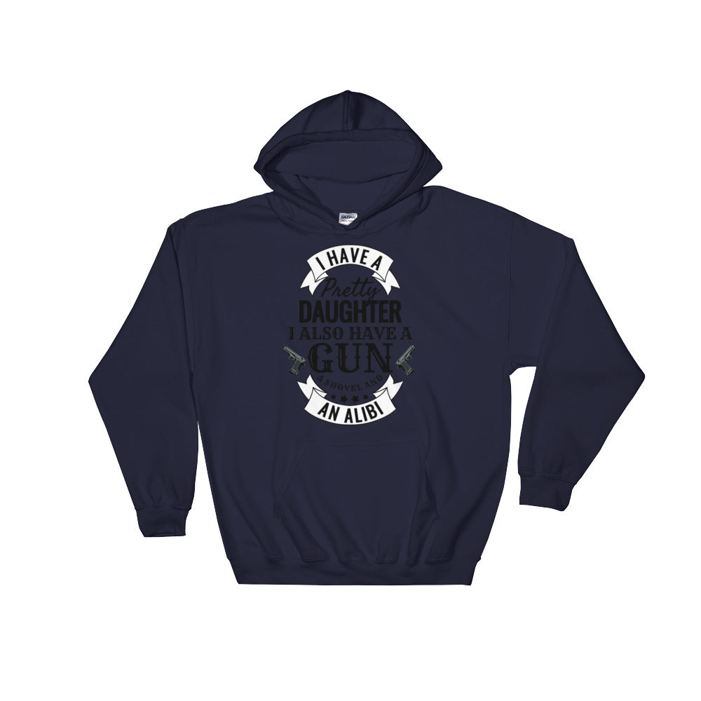 Women's Pretty Daughter Hoodie