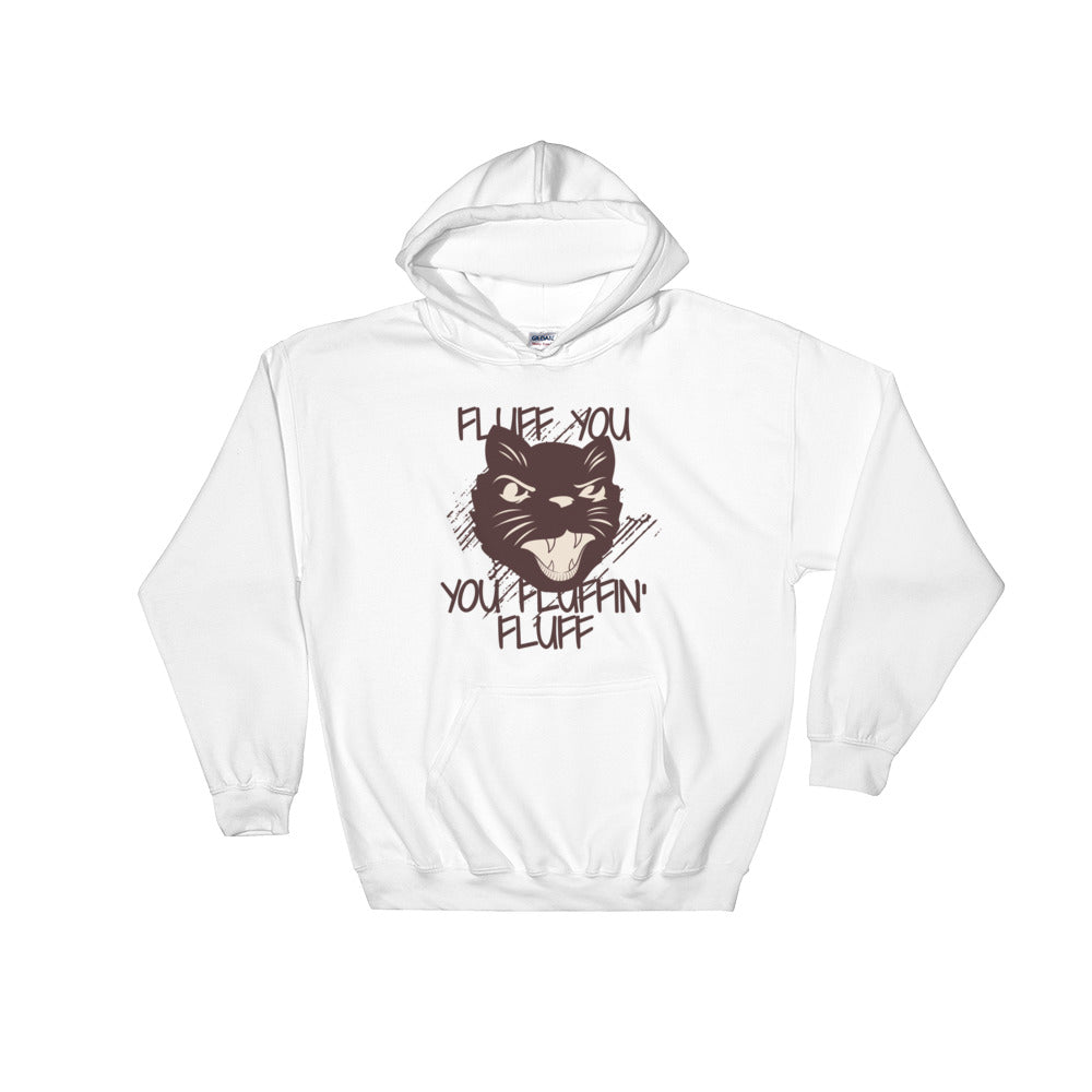 Women's Custom Fluff You Cat Lover's Hoodie