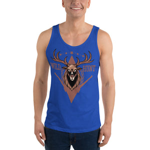 Men Wild Hunt Tank Top