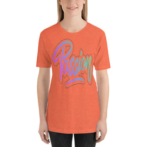 Women's Passion Short Sleeve T Shirt