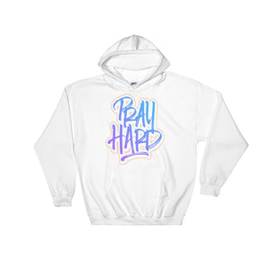 Women's Custom Pray Hard Hoodie