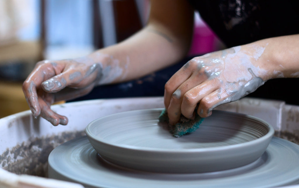 A chef turned ceramicist - Manjula Walker, a Melbourne based artist
