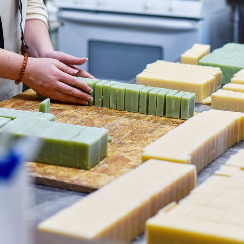 SOAP MAKING WORKSHOP