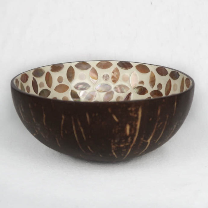 Coconut Bowl Mother of Pearl
