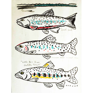 Three Trout