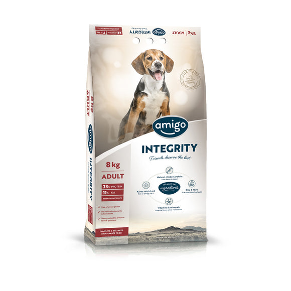 Amigo Integrity Adult Dog Food