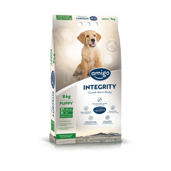 Amigo Integrity Puppy Dog Food