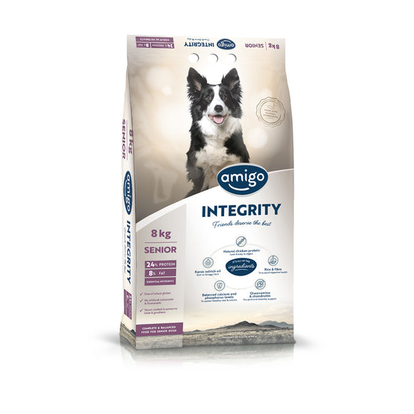 Amigo Integrity Senior Dog Food