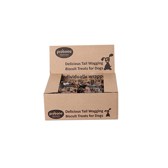 Probono Biscuits box of 25 x 45g