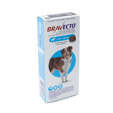 Bravecto 20-40kg for Large Dogs