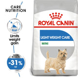 Royal Canin Mini Light Weight Care Dog Food 3kg