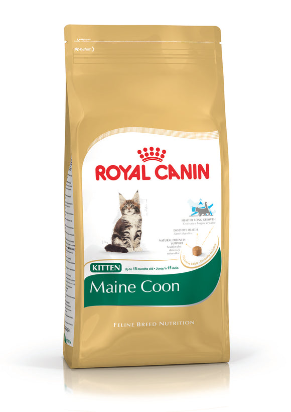 Royal Canin Kitten Main Coon Cat Food 2kg