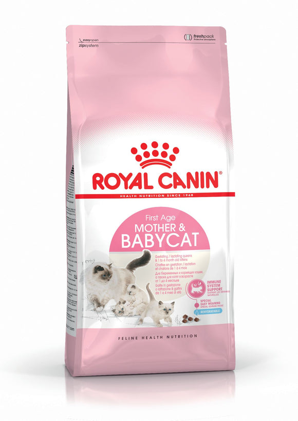 Royal Canin Mother and baby Cat Food 2kg