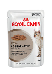 Royal Canin Pouches Ageing 12+ Cat Food 85g