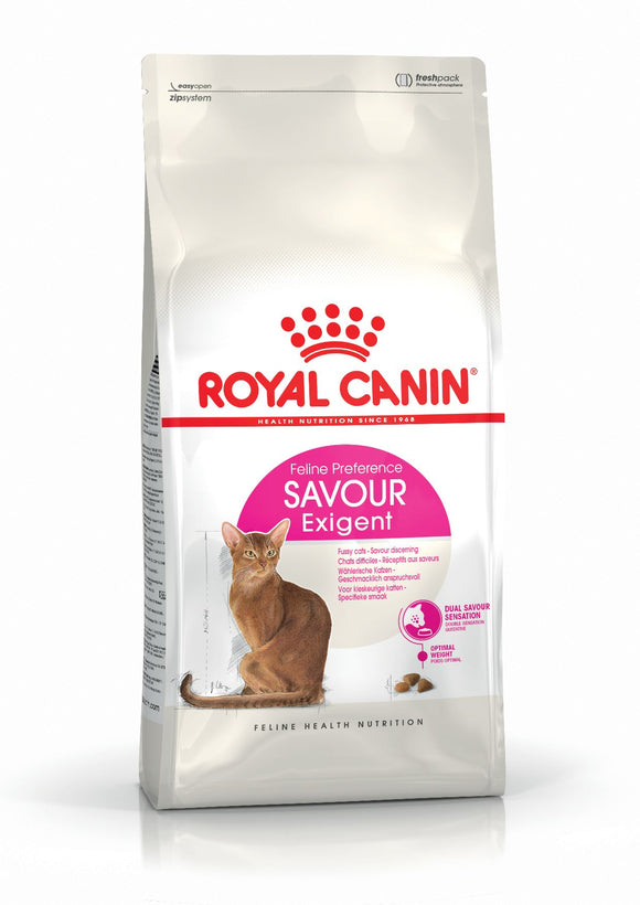 Royal Canin Savour Exigent Cat food 4kg