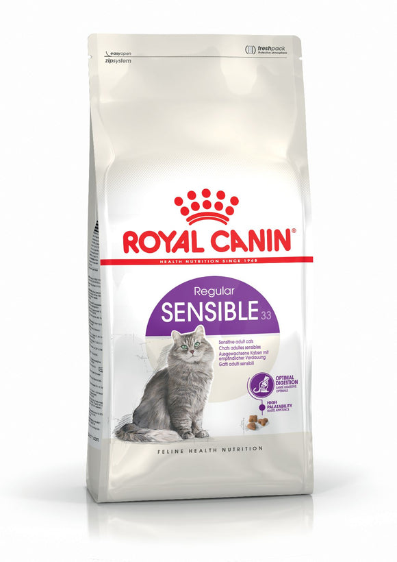 Royal Canin Sensible Cat Food 2kg