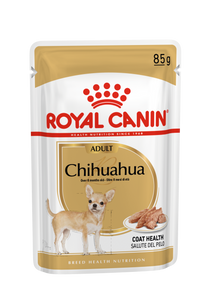 Royal Canin Pouch Chihuahua Adult Dog Food 85g