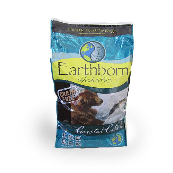 Earthborn Coastal Catch grain Free 12kg