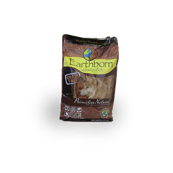 Earthborn Primitive Naturalgrain Free 2.5kg