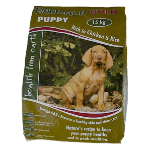 Emerald gold Puppy 15kg