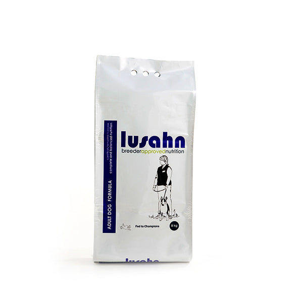 Lusahn Dog Food Adult 8kg Small Kibble
