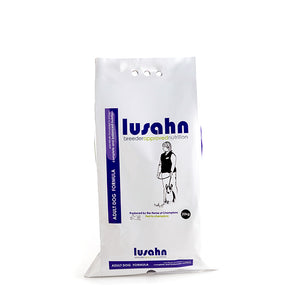 Lusahn Dog Food Adult 20kg Smaller Kibble