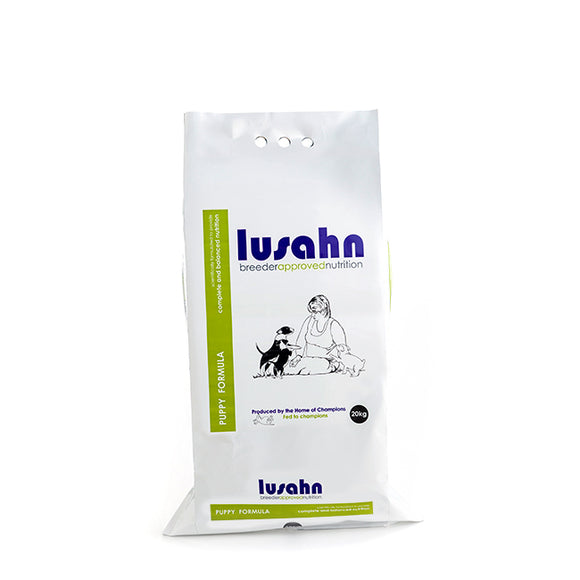 Lusahn Dog Food Puppy 20kg