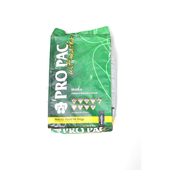 ProPac Dog Food Mature 12kg