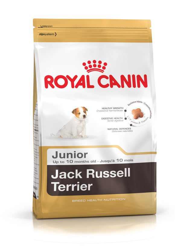 Royal Canin Jack Russel Puppy Dog Food 1.5kg