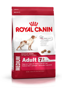 Royal Canin Medium Adult 7+ Dog Food 4kg