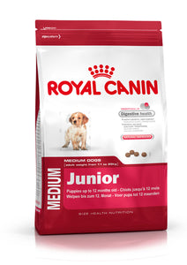 Royal Canin Medium Puppy Dog Food 4kg