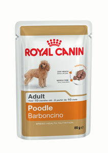 Royal Canin Pouch Poodle Adult Dog Food 85g