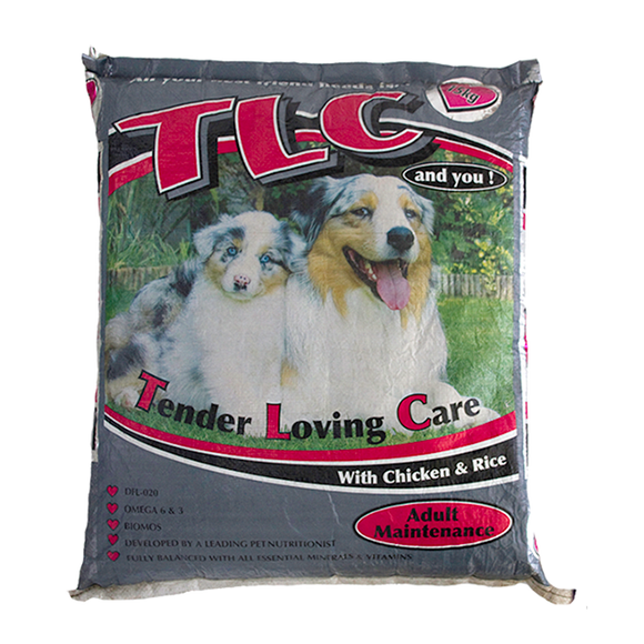 TLC Adult Maintenance Dog Food 8kg
