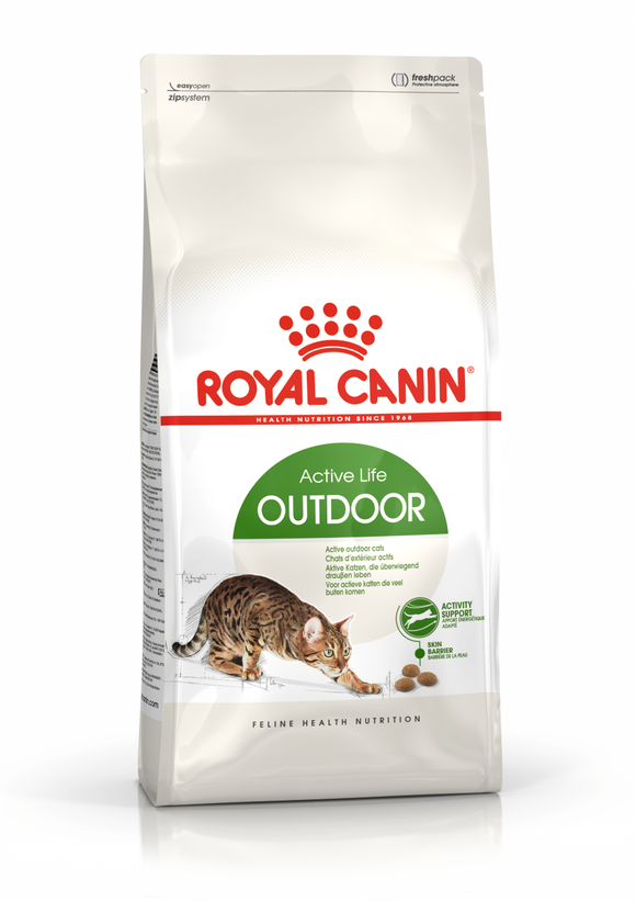 Royal Canin Outdoor Cat Food 4kg