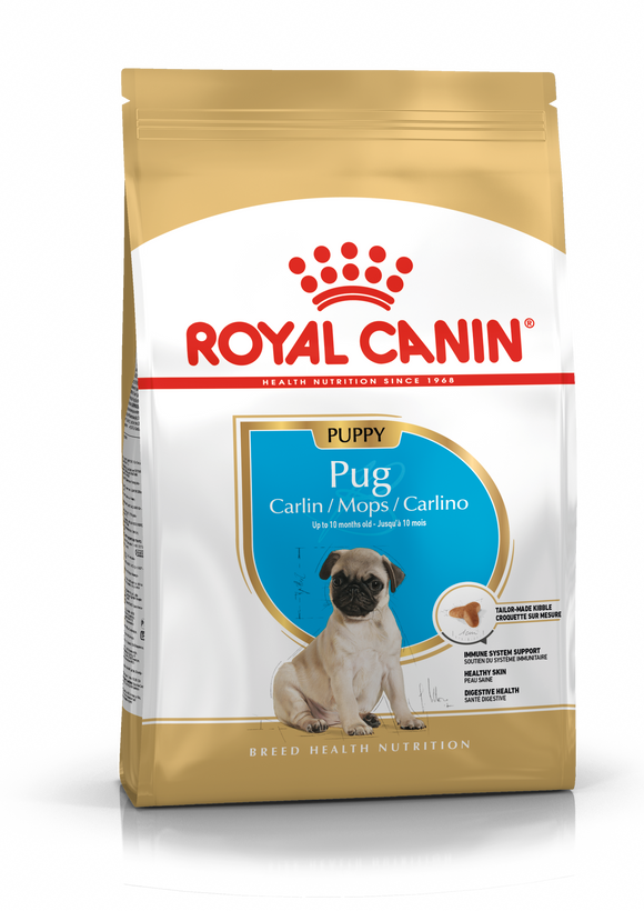 Royal Canin Pug Puppy Dog Food 1.5kg
