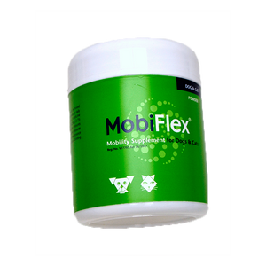 Mobiflex Supplement for Dogs & Cats  250g