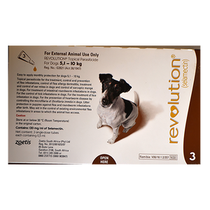 Revolution Small Dogs 5-10kg