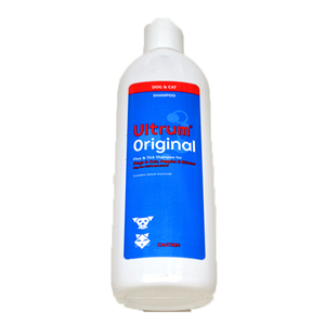 Ultrum Original Flea & Tick Shampoo 250ml
