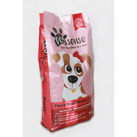 Dogsense Small/Medium Breed Puppy 7kg