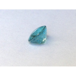 Natural Paraiba Tourmaline greenish blue color oval shape 1.98 carats with GIA Report