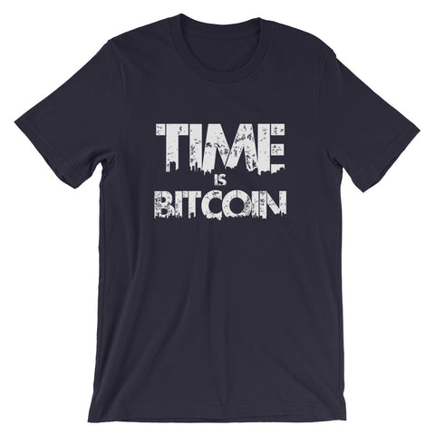 Time is Bitcoin