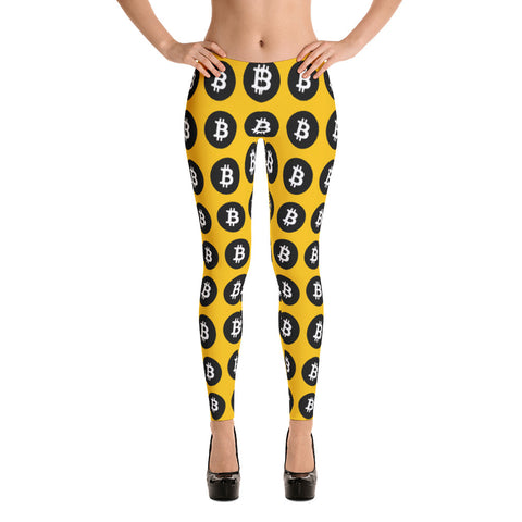 Leggings Bitcoin