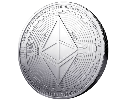 Ethereum Moneda Coleccionable